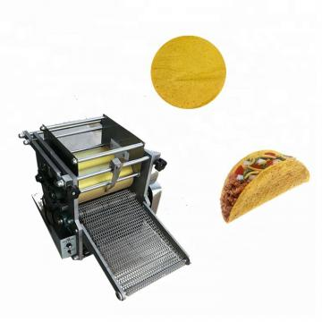 Commercial Arabic Bread Making Machine/Automatic Pita Bread Tortilla Making Machine/Electric Thin Bread Processing Line Machine