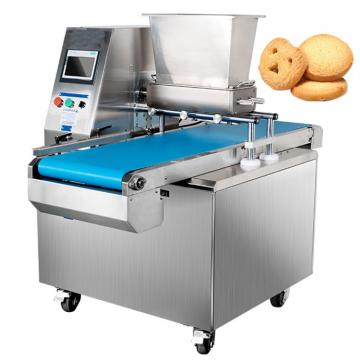 Delicious Automatic Commercial Cookie Dough Cookies Biscuit Extruder