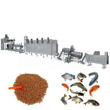 Best Price Floating Sinking Fish Feed Pellet Making Machine Fish Food Machine Aquatic Feed Bulking Device Production Line