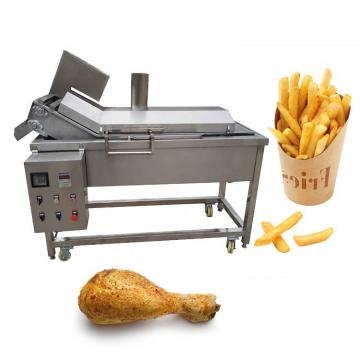 Snack Food Processing Cooking Equipment Chicken Frying Machine