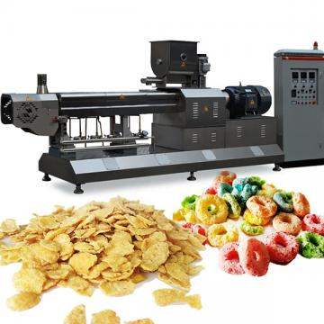 Best Price Corn Flakes Breakfast Cereals Machine/Cornflakes Processing Line/Corn Flake Making Machine