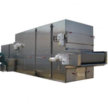 Electricity Continuous Operation Process Moisture Conveyor Belt Dryer