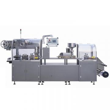 Automatic Alu-Alu Pharmaceutical Machinery Pill Softgel Capsule Tablet Packaging Blister Packing Machine
