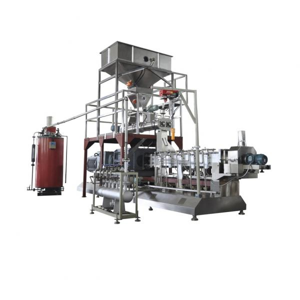 Automatic Breakfast Cereals Corn Flakes Extrusion Making Processing Machine