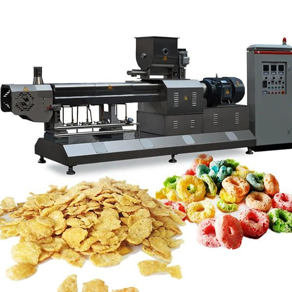 Breakfast Cereal Corn Flakes Machine Processing Line