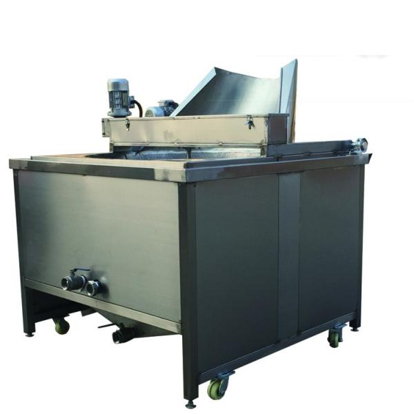 Automatic Continuous Frying Machine Potato Chips Fryer Machine