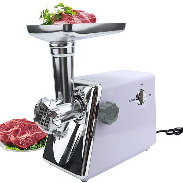 New Design Electric Meat Grinder Stainless Steel Mincing Machine