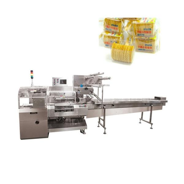 Supermarket Fast Meal Curry Fried Rice Tray Sealer Automatic Vacuum Packing Sealing Machine